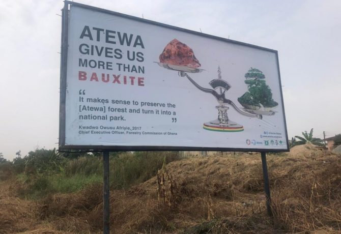 REJOINDER: Saving Atewa is Sustainable Use of Natural